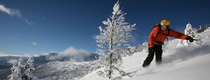 Bilder Banff/Fresh Snow at Sunshine  - Photo by DaveDuncan