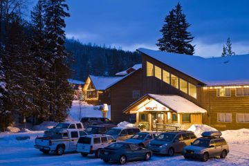 British-Columbia/Fernie/Wolf´s Den Lodge/wolf