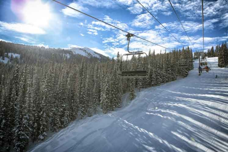Copper Mountain Skigebiet