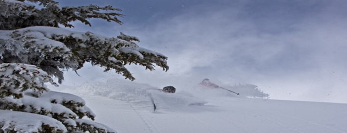 Deep Powder Bella Coola